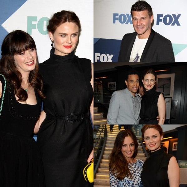FOX ALL-STAR PARTY 2013