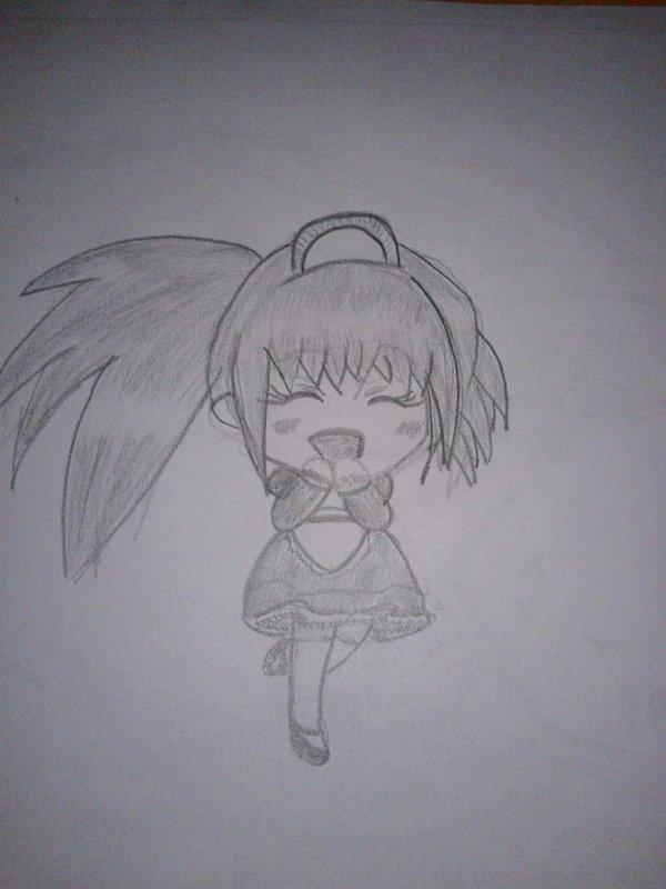 Chibi maid <3