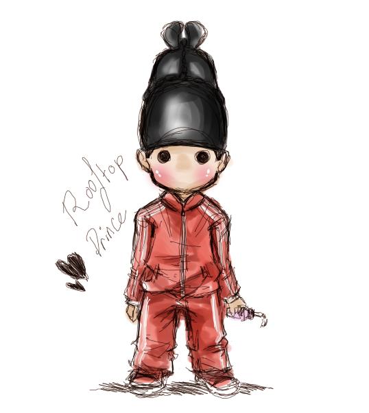 Lee Gak • Rooftop Prince