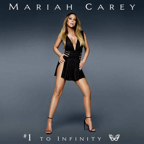 Mariah Carey 1 to infinity