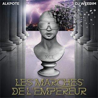 Alkpote Les marches de l'empereur