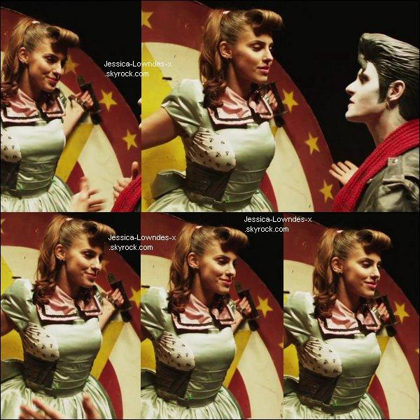. Photos d'un film ou Jessica y figurera The Devils Carnival.  . Photos de deux shoot de Jessica.