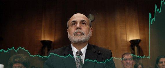 L'annonce de la Fed a surpris les experts: la crise n'est pas finie, Bernanke continue de soutenir l'économie  Le HuffPost  |  Par Grégory Raymond Publication: 18/09/2013 20h51 CEST  |  Mis à jour: 19/09/2013 01h08 CEST