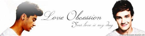 Fanfiction : Love-Obcession