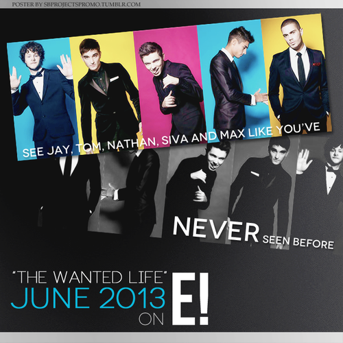 The Wanted sur E!