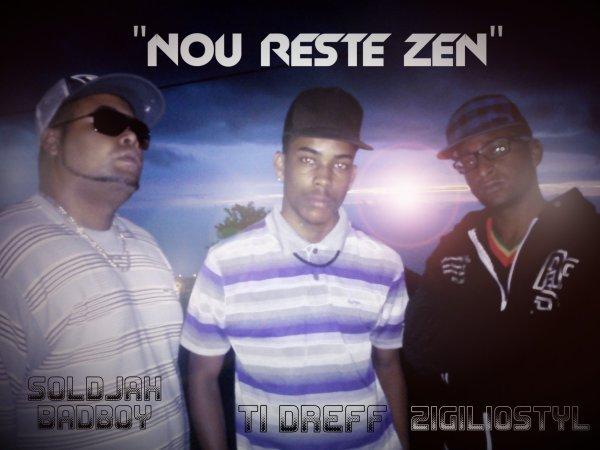 les hommes de l'ombre vol.1 / Nou Rest Zen (2013)