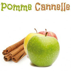 Cheese-cake pommes-cannelle