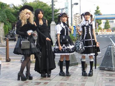 "Article 1: Les origine de la mode "" Lolita """