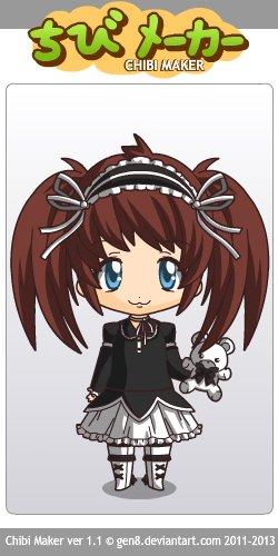 Article 3: Comment suis-je devenue une Gothique Lolita ?