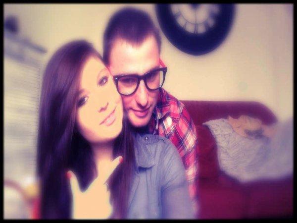 moi et mon ange :)