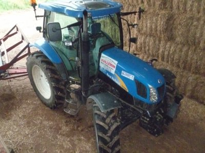 new holland t6060