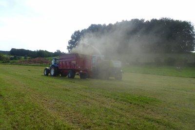 ensilage d herbe 2011