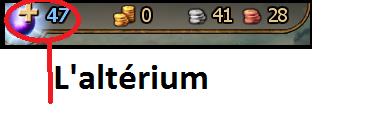 Gestion d'Altérium