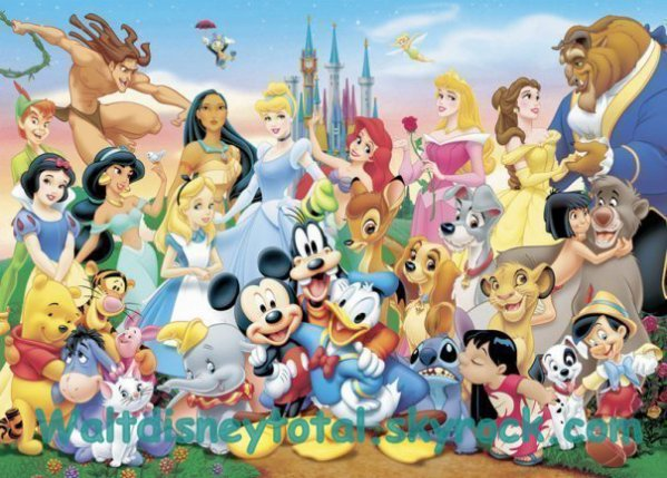 Welcome to the World of Disney