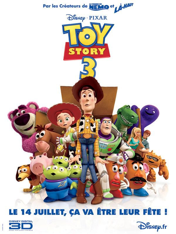 Toy Story 3  :D  nouvel article#