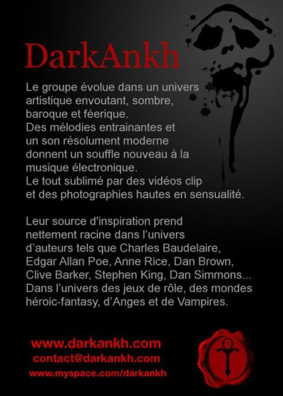 DarkAnkh Flyer