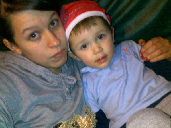 Ma Fille &é Son Fils que j'aiime temps I LOVE YOU (l)(l)(l)