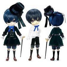 club poupée black butler
