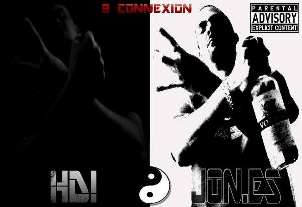 """PARCOURS AVEC """"9 CONNEXION"""" (HDIMC & JonEs)"""