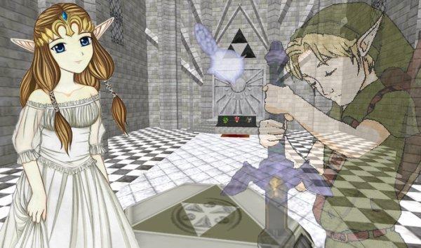 °o0o° The legend of Zelda: The legend of the Ocarina of Time Chapitre 1 °o0o°