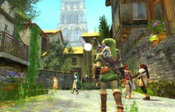 °o0o° The legend of Zelda: The legend of the Ocarina of Time Chapitre 3 °o0o°