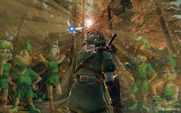 °o0o° The legend of Zelda: The legend of the Ocarina of Time Chapitre 2 °o0o°