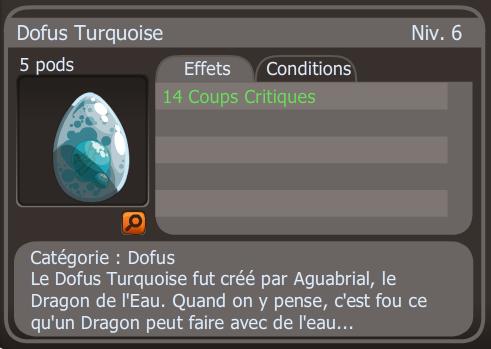 Dofus turquoise : Partie 1