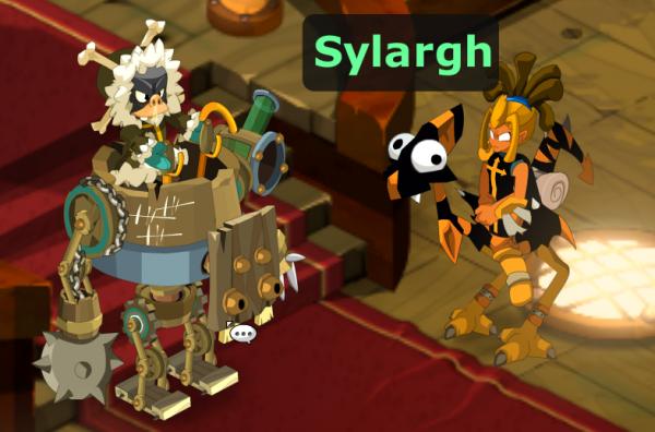 Sylargh vaincu !!