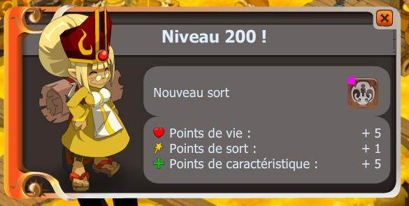 Enu Up 200 !