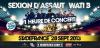 Sexion d'Assaut – Wati B se fait le Stade de France pour 1h de show !