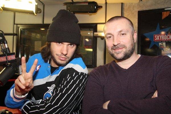 C'est officiel, ORELSAN rejoint URBAN PEACE 3!