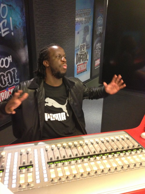 C'est officiel, YOUSSOUPHA rejoint URBAN PEACE 3!