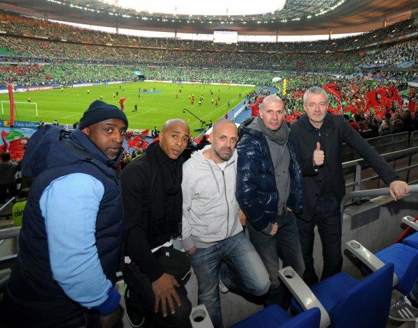 IAM au Stade de France