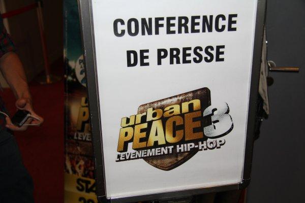 Urban Peace 3 - La revue de presse