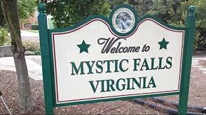 Ma vie à Mystic Falls
