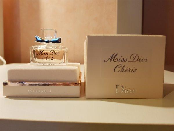 Coffret Miss Dior Chérie