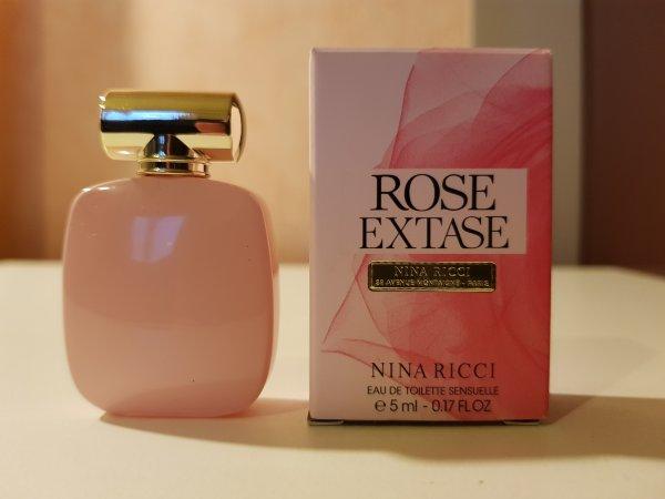 Rose Extase eau de toilette sensuelle