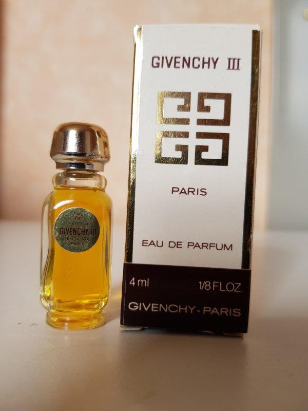 III eau de parfum