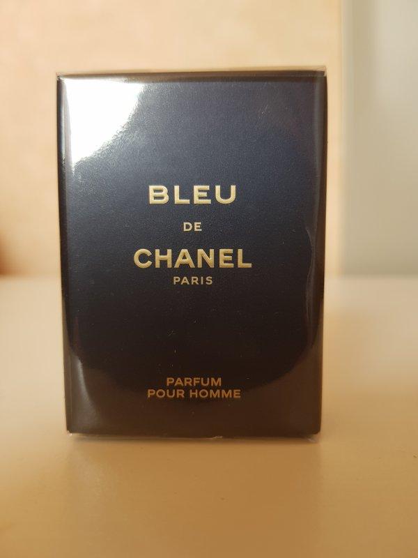 Bleu parfum