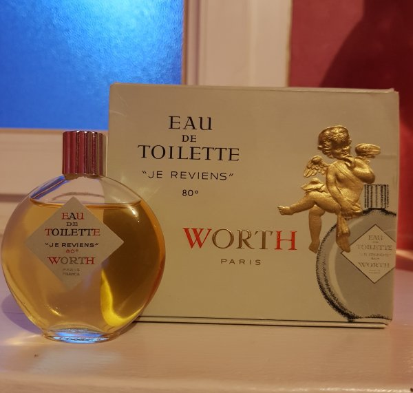 Je Reviens flacon 15ml Lalique