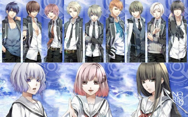 NORN9! ♥