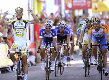 Etape 12 : Cavendish gagne enfin