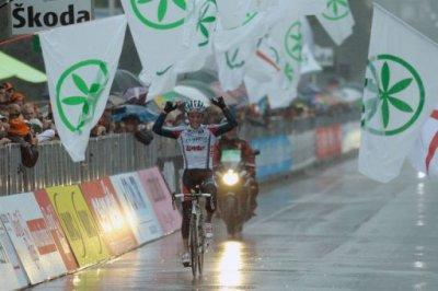 Tour de Lombardie : Imbattable Gilbert