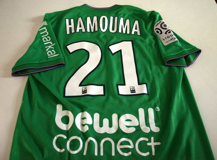 maillot asse hamouma 2015-2016
