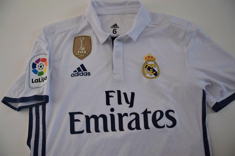 maillot luka modric du réal madrid 2016-2017
