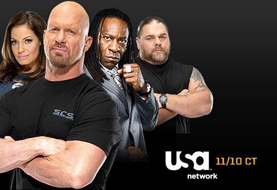 WWE Tough Enough saison 5