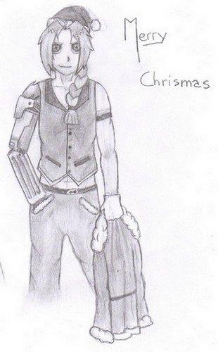 edward merry chrismast