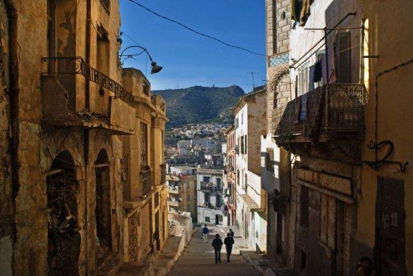 ma belle ville d'Oran