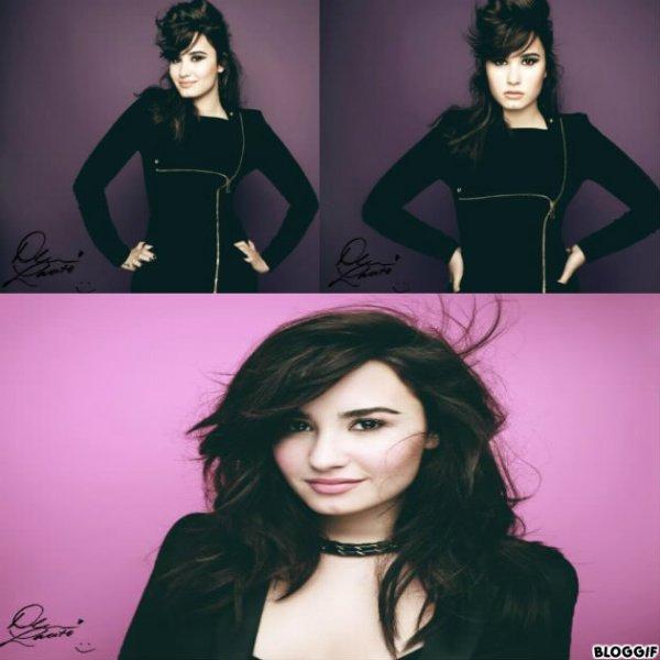 Nouveaux photoshoot de Demi