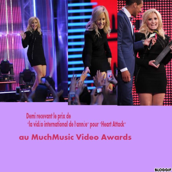 MuchMusic Video Awards 17/06